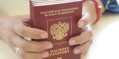 Загранпаспорт для оформления доверенности за рубежом